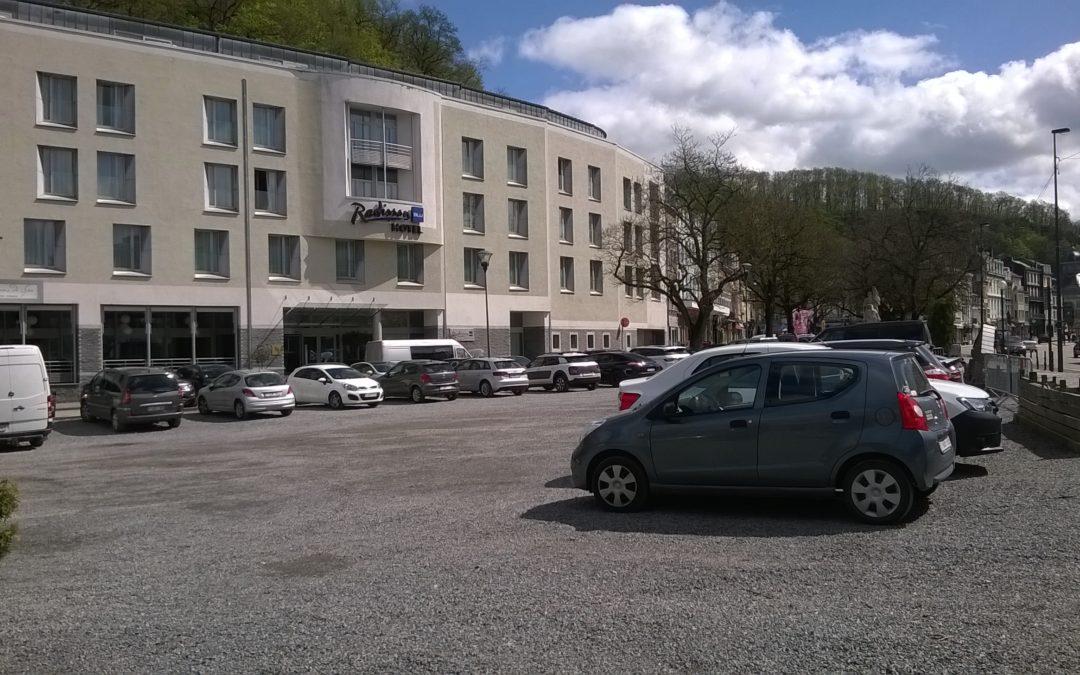 Parkings extérieurs ou pas ?